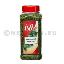 Chives Chopped & Dried 50gr Pet Jar Isfi Spices