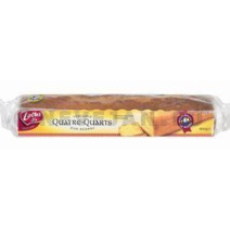 Breton buttercake Quatre-Quarts 800gr Lotus Bakeries
