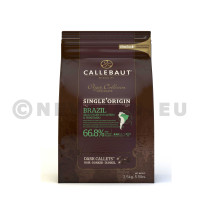 Callebaut Brasil dark chocolate callets 2,5kg