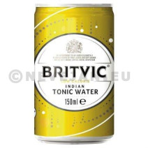 BritVic Indian Tonic Water 150ml CAN