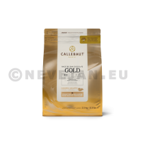 Callebaut Finest Belgian Gold chocolate 2,5kg callets