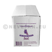 Cecemel Hot chocolate milk 4x3L pouch Friesland Campina