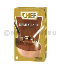 Chef Demi Glace liquid brown sauce 1L Nestlé Professional