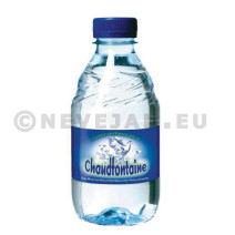 Water Chaudfontaine plat 24x33cl PET