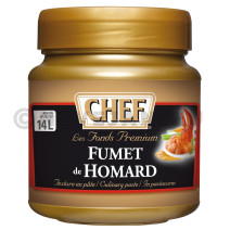 Chef Premium Lobster Stock Culinary paste 630gr Nestlé Professional