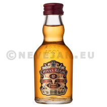Miniatuur Whisky Chivas Regal 12Year 5cl 40%