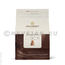 Barry Callebaut Fountain Chocolate Milk 2,5kg 5.5lbs callets