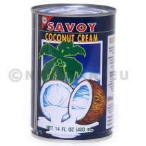 Cream of Coconut 400ml Savoy