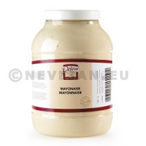 Mayonnaise 3L Delino PET bokaal