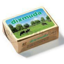 Dixmuda butter without salt 250gr Belgamilk