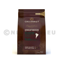 Barry Callebaut Origine Chocolate callets dark Sao Thomé 2,5kg 5.5lbs