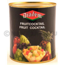 Fruit cocktail in syrup 820g Diadem