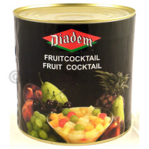 Fruit cocktail in syrup 2500g Diadem