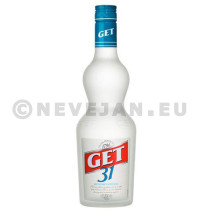 Get 31 1L 21% Clear Pippermint Liquor