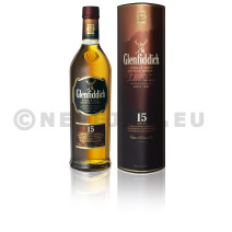 Glenfiddich 15 Years Old 70cl 40% Speyside Single Malt Scotch Whisky