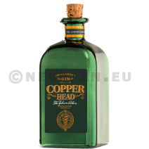 Gift Box Gin Copperhead 50cl + Jigger + Cocktailspoon + 2 x Fever Tree 50cl