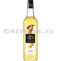 Routin 1883 Ginger Syrup 1L 0%