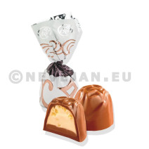 Praline Gioli Nero White 1kg Individually Wrapped