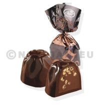Praline Gioli Nero Dark 1kg Individually Wrapped