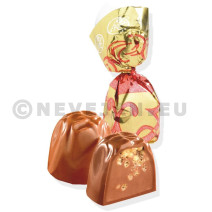 Praline Gioli Oro Milk 1kg Individually Wrapped