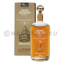 Grappa Riserva 5 Years Old Antica Cuvée 43% Nonino Distillatori