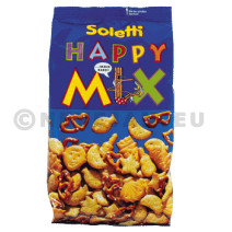 Happy-Mix assortment of pretzel snacks 6x800gr Soletti
