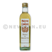 Hazelnut oil 50cl Maistre & Camous