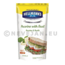 Hellmann's Pecorino with Basil Sandwich Sauce 570ml