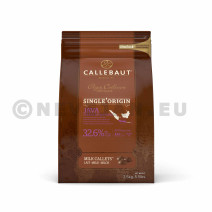 Barry Callebaut Origine Chocolate callets milk Java 2,5kg 5.5lbs