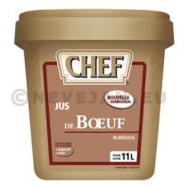 Chef Beef Jus powder 600gr Nestlé Professional
