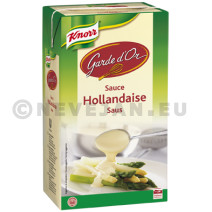 Knorr Garde d'Or sauce hollandaise 1L Ready to Use