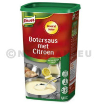 Knorr butter sauce with lemon 1kg