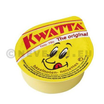 Kwatta hazelnut spread portions cups 125x20gr