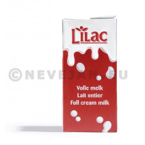Lilac Whole Milk U.H.T. 1L Tetra Brik