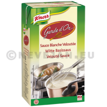 Knorr Garde d'Or Velouté sauce 1L Ready to Use