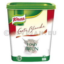 Knorr Carte Blanche Brown Stock powder 900gr dehydrated