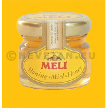 Meli set honey 34x28gr jar