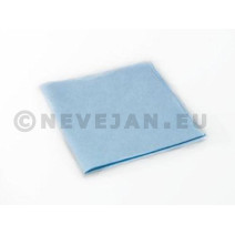Vileda MicroGlass 38x60cm Glass Cloth Blue 3pcs