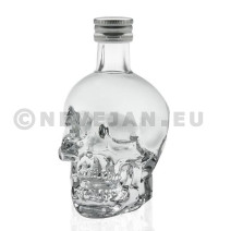 Miniatuur Crystal Head 12x5cl 40% Vodka