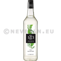 Routin 1883 Mojito Mint Flavouring Syrop 1L 0%