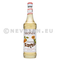 Monin Amaretto Siroop 70cl 0%