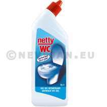 Netty Antikalk WC Gel 1L