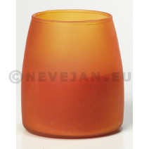 Soft Glow Candles Amber 6pcs Spaas 50h