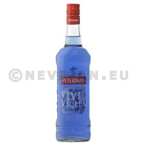 Peterman Violet Genever Liquor 70cl 14.9%