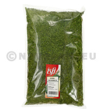 Parsley Leaves Dried 500gr Cello Bag Isfi Spices