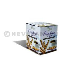 Pirou Pirouline Duo 120pcs waferrolls with cocoa flavour