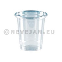 Plastic liquor glass 5cl 200pc