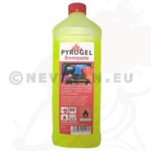 Brandpasta fondue - barbecue 1L Pyrogel