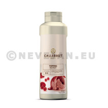 Callebaut Red Fruit Topping 1L squeezable bottle