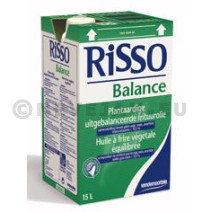 Risso Balance 15L frying oil Vandemoortele